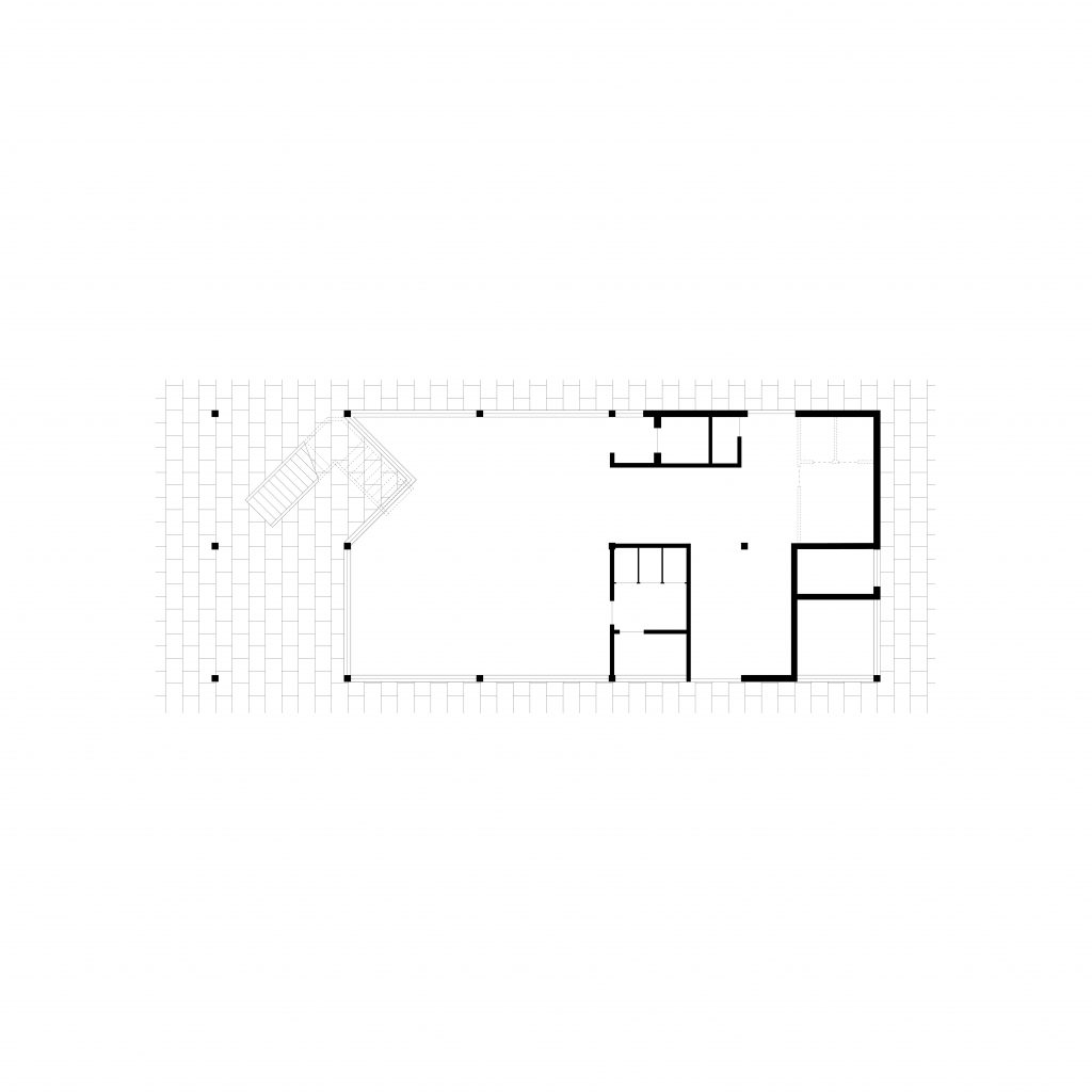 DK-CM Romford Market House Proposal Ground Floor Plan